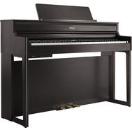 Roland HP704-DR - Pian Digital - Music and More