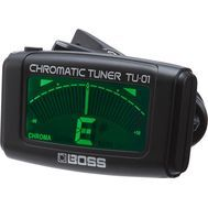 BOSS TU-01 - Acordor Cromatic Clip-On - Music and More