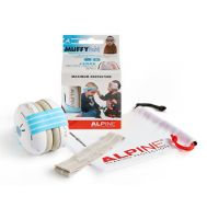 Alpine Muffy Baby Blue - Casti Antifonice Pentru Copii - Music and More