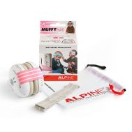 Alpine Muffy Baby Pink - Casti Antifonice Pentru Copii - Music and More
