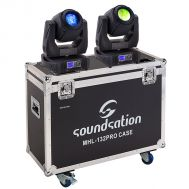 Soundsation MHL-132 PRO SET - Set Moving Head - Music and More