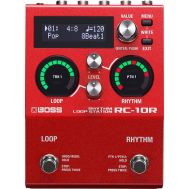 BOSS RC-10R - Pedala Rhythm Loop Station - Music and More