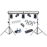 Sistem Profesional Complet de Lumini - Tempo Stage Light 3211-LSB - Music and More