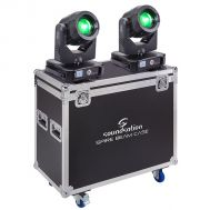 Soundsation SPIRE 200 BEAM SET - Set Moving Head - Music and More