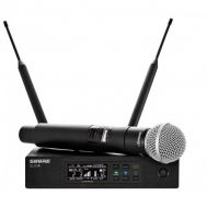 Set Microfon Wireless - Shure QLXD24/SM58 S50 - Music and More