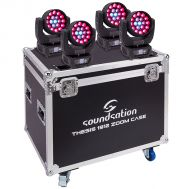 Soundsation THESIS 1912 ZOOM SET - Set Moving Head - Music and More