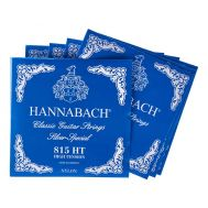 Hannabach 815HT Blue - Set Corzi Chitara Clasica - Music and More