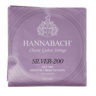 Hannabach 900 MHT Silver 200 - Set Corzi Chitara Clasica