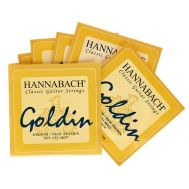 Hannabach Goldin 725MHT - Set Corzi Chitara Clasica - Music and More