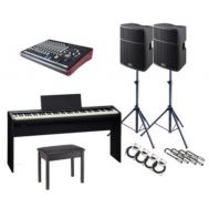 Inchiriere - Sistem de Sonorizare Piano Dinner Party - 48 de ore