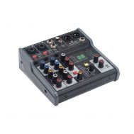 Soundsation MIOMIX 204FX - Mixer Audio - Music and More