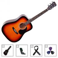 "Yosemite DN-SB ""Basic Plus Set"" - Set Chitara Acustica - Music and More"