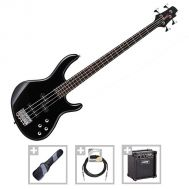 Cort Action Bass Plus BK - Set Chitara Bass - Music and More