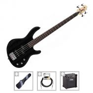 Cort Action PJ OPB - Set Chitara Bass - Music and More