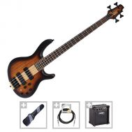 Cort C4 Plus ZBMH OTAB - Set Chitara Bass - Music and More
