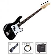 Cort GB14PJ BK - Set Chitara Bass - Music and More