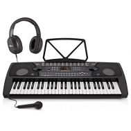 """Gear4Music MK-2000 - Set Orga Electronica """"Starter Pack"""" - Music and More"""