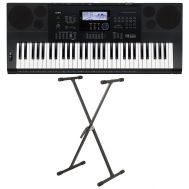 Casio CTK-6200 - Set Orga Electronica + Stativ - Music and More