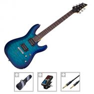 Schecter C-6 Plus OBB - Set Chitara Electrica - Music and More