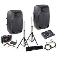 Inchiriere - Sistem de Sonorizare Soundsation Go Sound 12A 880W - 7 Zile