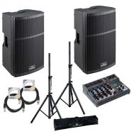Inchiriere sistem de sonorizare Soundsation HYPER Top 15A - 1000W - 7 zile