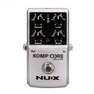 NUX Komp Core Deluxe - Pedala Compresor - Music and More