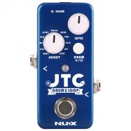 NUX NDL-2 JTC Drum & Loop - Pedala Looper/ Drum Machine - Music and More