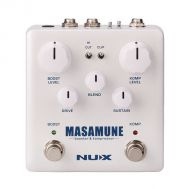 NUX NBK-5 Masamune - Pedala Booster & Compresor - Music and More