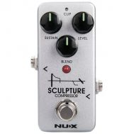 NUX NCP-2 Sculpture - Pedala Compresor - Music and More