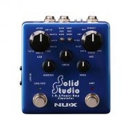 NUX NSS-5 Solid Studio - IR & Power Amp Simulator - Music and More