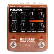 NUX Roctary - Pedala Rotary & Polyphonic Octave - Music and More
