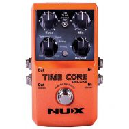 NUX Time Core Deluxe - Pedala Delay - Music and More