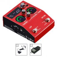 BOSS RC-10R - Set Pedala Rhythm Loop Station + Alimentator + Pedala de Expresie - Music and More