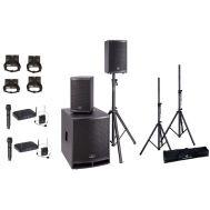 Pachet cu sistemul de sonorizare pentru exterior - Tempo Stage Sound 1521 MIX