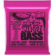 Ernie Ball Super Slinky 2834 - Set Corzi Bass Electric - Music and More