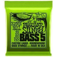 Ernie Ball Regular Slinky Bass 5 2836 - Set Corzi Bass Electric - Music and More