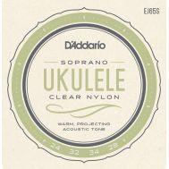 D'Addario EJ65S - Corzi Ukulele Sopran - Music and More