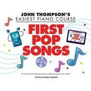 Cantece pop la pian John Thompson's Easiest Piano Course First Pop Songs