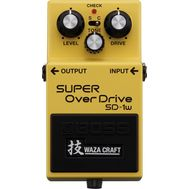 BOSS SD-1W Waza Craft - Pedala Overdrive