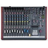 Mixer amplificat Allen & Heath ZED-P1000, fig. 1