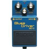 BOSS BD-2 - Pedala Blues Driver