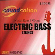 Soundsation SB-608-L - Corzi Bass Electric - Music and More