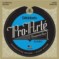 D'Addario Pro Arte EJ46C - Set Corzi Chitara Clasica - Music and More