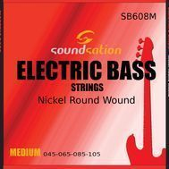 Soundsation SB-608-M - Corzi Bass Electric - Music and More