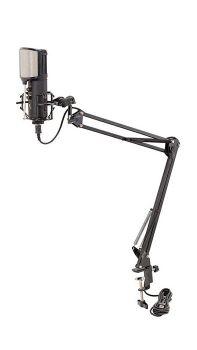 Soundsation ST-50U - Stativ Microfon Studio - Music and More