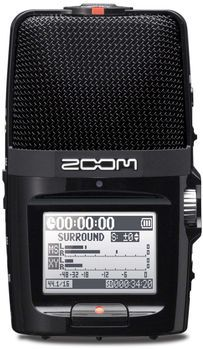 Zoom H2n - Recorder Audio Portabil - Music and More