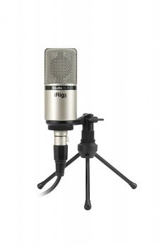 IK Multimedia iRig Mic Studio XLR - Music and More