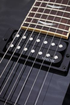 Schecter Omen Extreme-7 STBLK - Chitara Electrica - Music and More