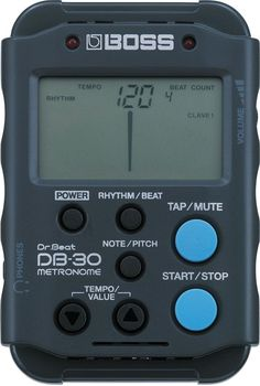 BOSS DB-30 - Metronom Digital