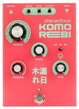 Dreadbox Komorebi Chorus Flanger - Pedala Analog de Efect (Chitara, Sintetizator, Module)